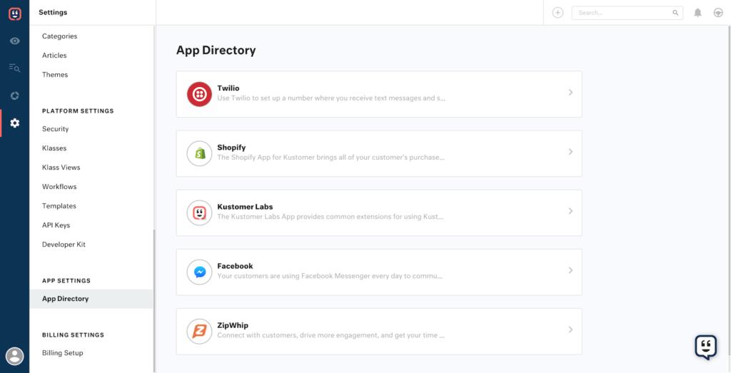 Facebook Messenger   Kustomer Integrations