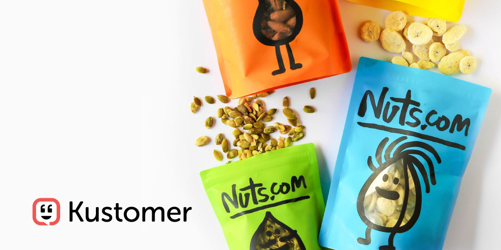 Nuts.com Case Study | Kustomer Stories