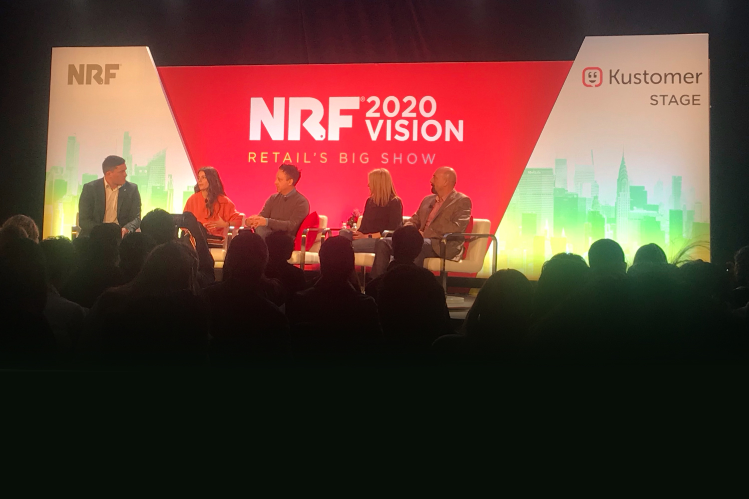Top 3 Trends from NRF 2020