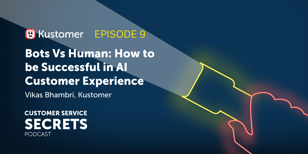 How to Combine the Best of Both Human and Artificial Intelligence to Kindle a Successful Customer Experience TW